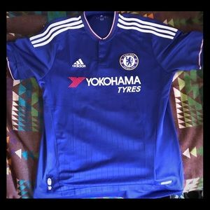 10/10 Adidas Chelsea Home Jersey
